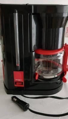 12 Kaffeemaschine für Auto