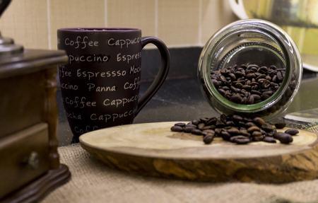Hand kaffeemühle