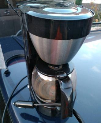 LKW Kaffeemaschine