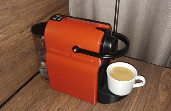 beste Nespressomaschine Test