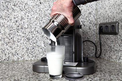 bester Milchaufschäumer Test