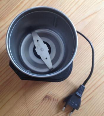 coffee grinder schlagwerk