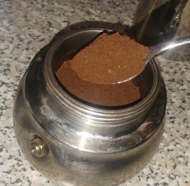 Anleitung Espressokocher
