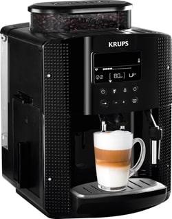 Krups EA 8150 Kaffeevollautomat Kaffeemaschine LC-Display CappuccinoPlus Düse