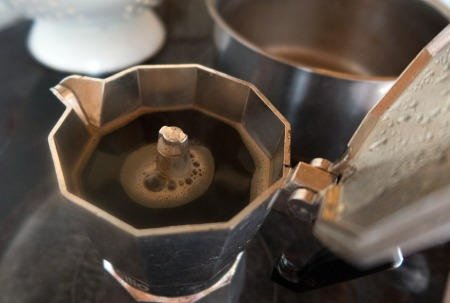 bester Espressokocher Test