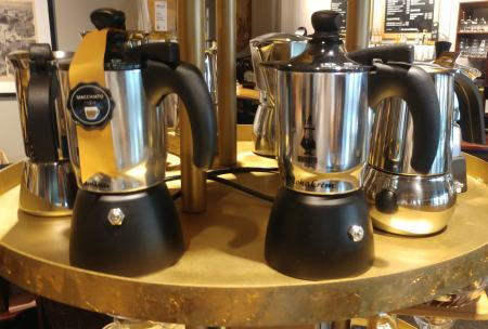 elektrischer Espressokocher