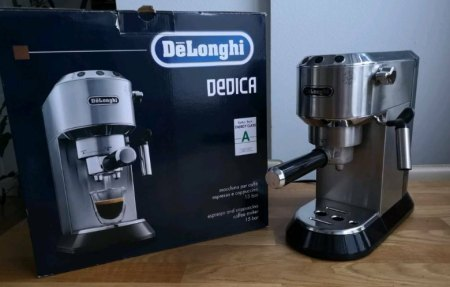 Delonghi EC 680 Test