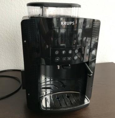 Krups EA 8160 Test