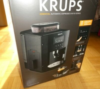 Krups EA816 RS Test