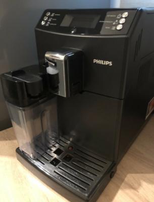 Philips EP2550/00 Test