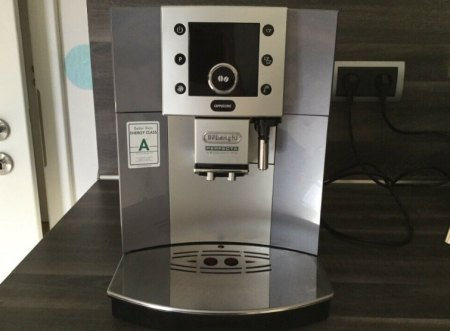 Test Delonghi Esam 5500