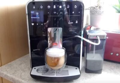 kaffeemaschine mit app