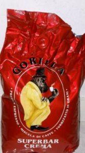 Gorilla Kaffee Testsieger
