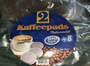 Kaffeepads Testsieger